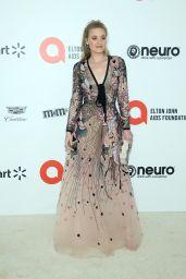 Amanda AJ Michalka – Elton John AIDS Foundation Oscar 2020 Viewing Party