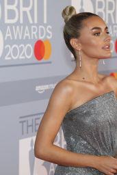 Amber Davies – BRIT Awards 2020 (more photos)
