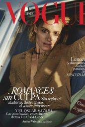 Amber Valletta - Vogue Mexico February 2020 Issue