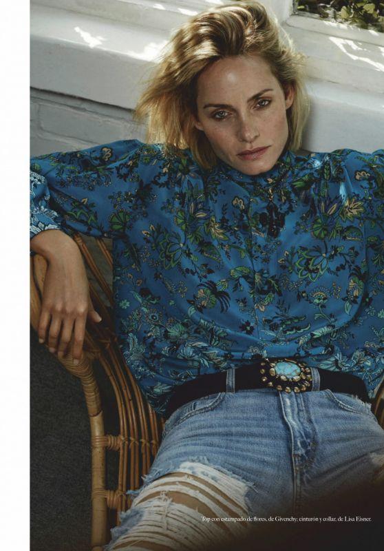 Amber Valletta - Vogue Mexico & Latin America February 2020