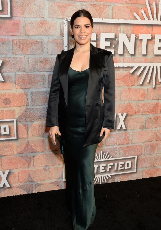 "America Ferrera – ""Gentefied"" TV Show Premiere in LA"