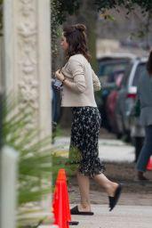 """Ana de Armas - """"Deep Water"""" Set in New Orleans 02/13/2020"""