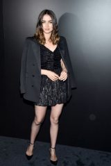 Ana de Armas - Saint Laurent Show in Paris 02/25/2020