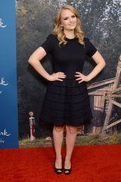 """Andrea Brooks - """"When Calls the Heart"""" TV Show Season 7 Premiere in LA"""