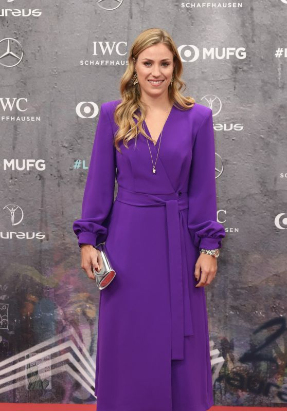 Angelique Kerber – Laureus Sports Awards 2020