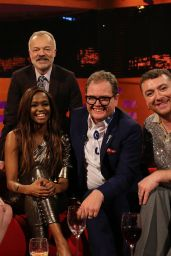Anna Kendrick - Graham Norton Show in London 02/13/2020