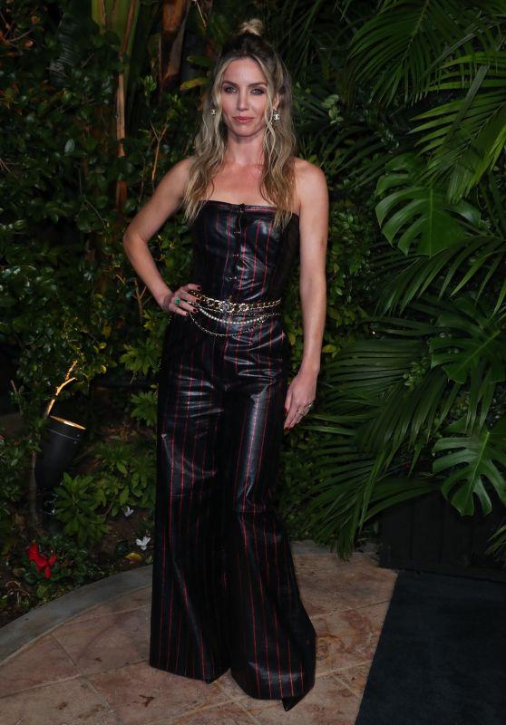 Annabelle Wallis – Charles Finch and Chanel Pre-Oscar Awards 2020 Dinner