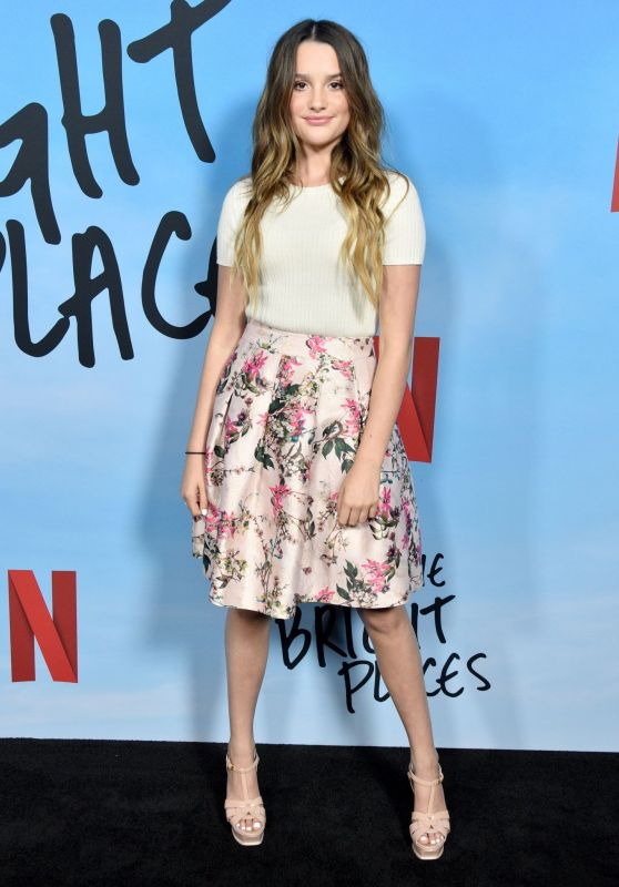 "Annie LeBlanc – ""All The Bright Places"" Special Screening in Hollywood"