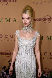 """Anya Taylor-Joy - """"Emma."""" Premiere in Los Angeles"""