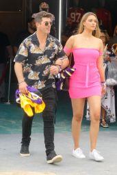 April Love Geary and Robin Thicke - Pre-Super Bowl Party in Miami 02/01/2020