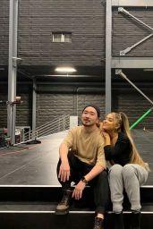 Ariana Grande - Social Media 02/17/2020