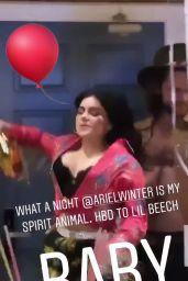 Ariel Winter - Social Media 02/03/2020