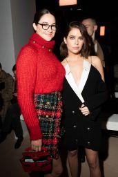 Ashley Benson – Balmain Show at Paris Fashion Week 02/28/2020