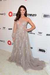 Ashley Greene – Elton John AIDS Foundation Oscar 2020 Viewing Party