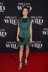 """Ashley Liao – """"The Call Of The Wild"""" Premiere in LA"""