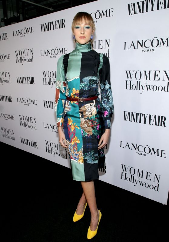 Ava Michelle – Vanity Fair and Lancome Women in Hollywood Celebration 02/06/2020