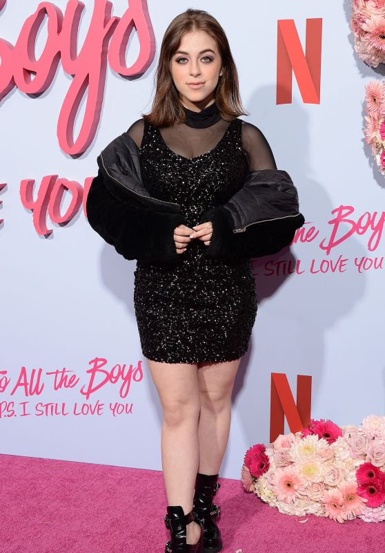 """Baby Ariel – """"To All The Boys: P.S. I Still Love You"""" Premiere in Hollywood"""