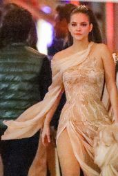 Barbara Palvin - Arrives at the Vanity Fair Oscars Party in Beverly Hills 02/09/2020