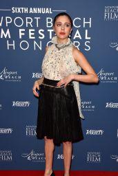 Bel Powley – Newport Beach Film Festival UK Honour in London 01/29/2020