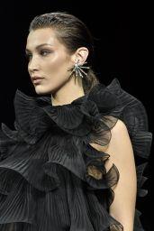 Bella Hadid - Alberta Ferretti Fashion Show in Milan 02/19/2020