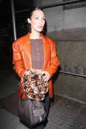 Bella Hadid - Leaving Michael Kors Fashion Show in NYC 02/12/2020