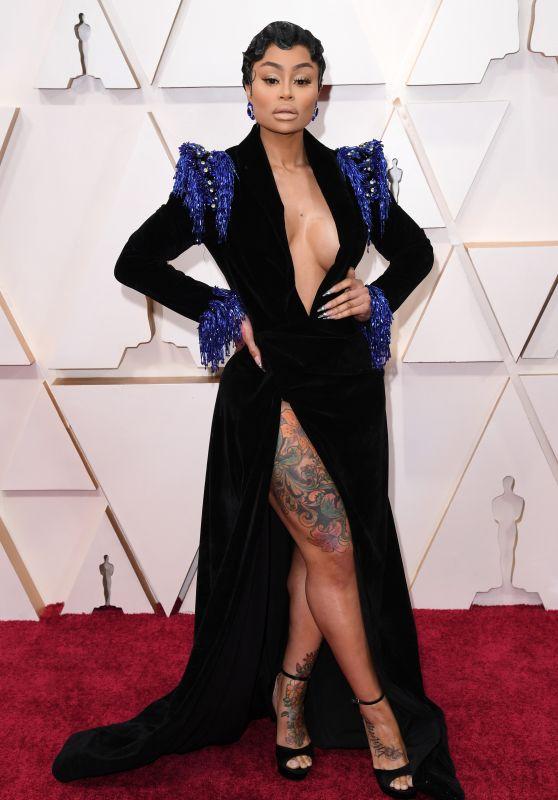 Blac Chyna – Oscars 2020 Red Carpet