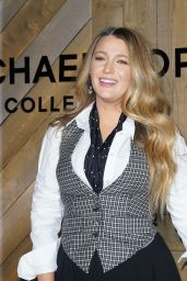 Blake Lively – Michael Kors Fashion Show in NY 02/12/2020