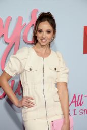 """Britt Baron – """"To All The Boys: P.S. I Still Love You"""" Premiere in Hollywood"""