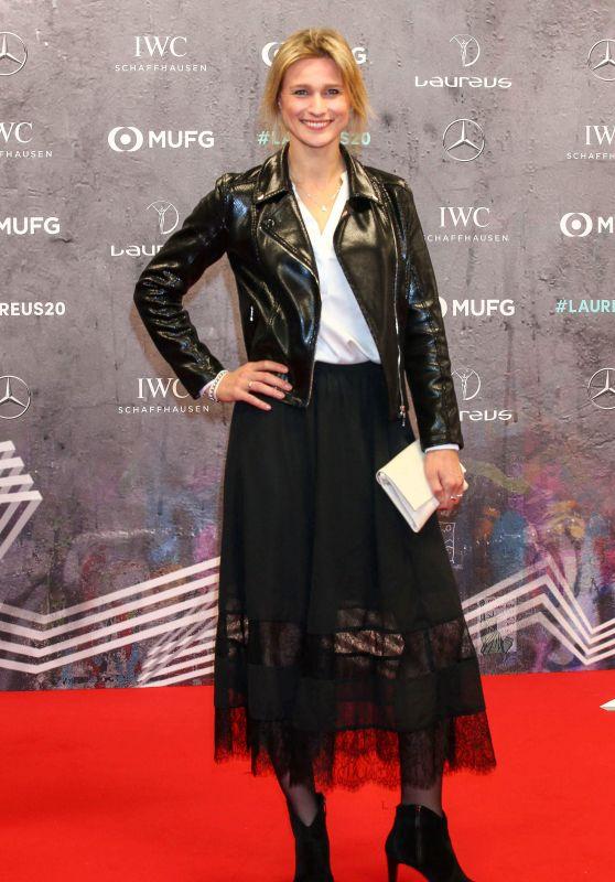 Britta Heidemann – Laureus Sports Awards 2020