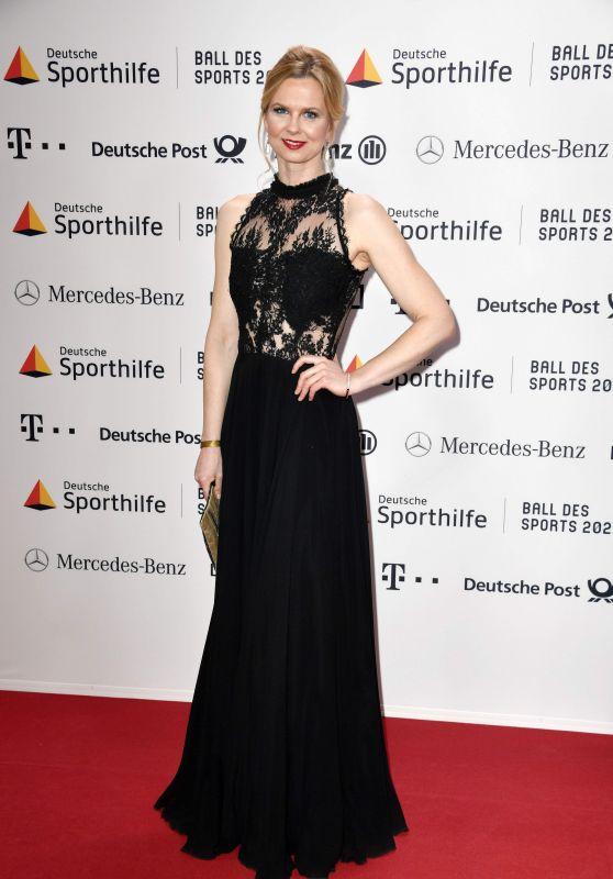 Britta Steffen – Ball Des Sports 2020