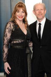 Bryce Dallas Howard – Vanity Fair Oscar 2020 Party