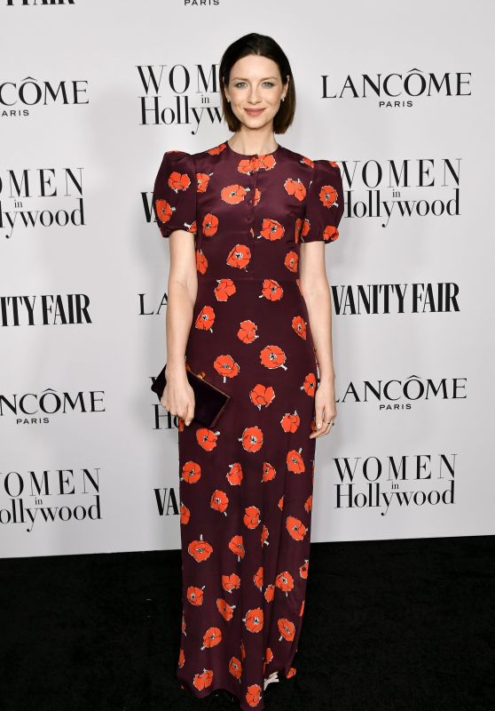 Caitriona Balfe – Vanity Fair and Lancome Women in Hollywood Celebration 02/06/2020