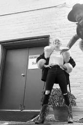Caity Lotz – Social Media 02/27/2020