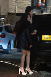 Camila Cabello - Out for Finner in London 02/14/2020