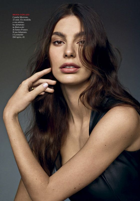 Camila Morrone - Vanity Fair Italy 02/19/2020 Issue