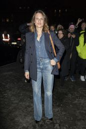 Camille Cottin - Celine Show at Paris Fashion Week 02/28/2020