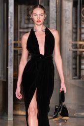 Candice Swanepoel - Walks the Oscar De La Renta Show in New York 02/10/2020