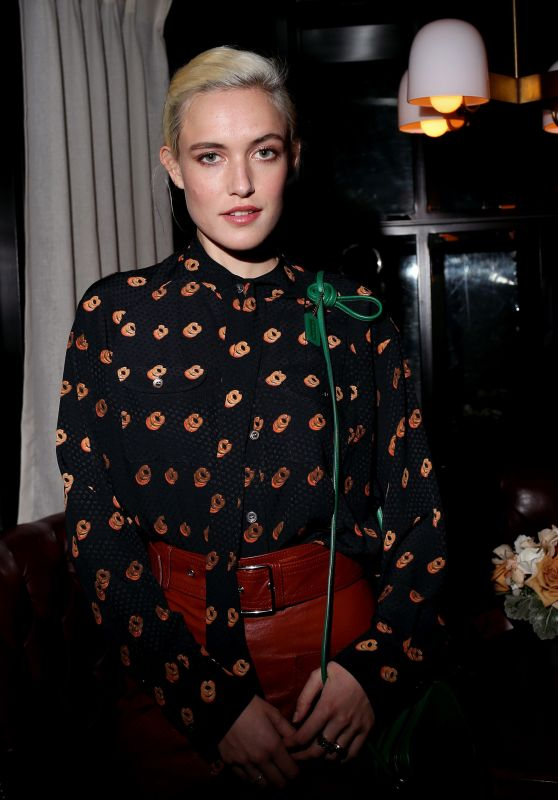Carlotta Kohl – Coach Show Afterparty at NYFW 02/11/2020
