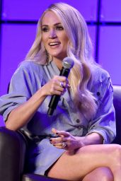 Carrie Underwood - Country Radio Seminar 2020 in Nashville