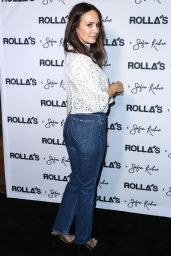 Catt Sadler – Rolla's x Sofia Richie Collection Launch Event in West Hollywood 02/20/2020