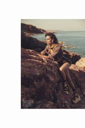 Charlee Fraser - Vogue Australia February 2020 Issue