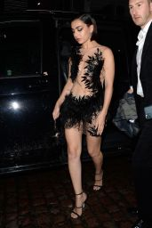 Charli XCX - BRIT Awards After Party in London 02/19/2020