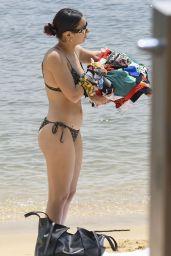 Charli XCX in a Bikini at a Sydney Beach 02/05/2020