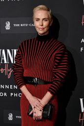 "Charlize Theron – ""Vanity Fair: Hollywood Calling"" Exhibition LA"
