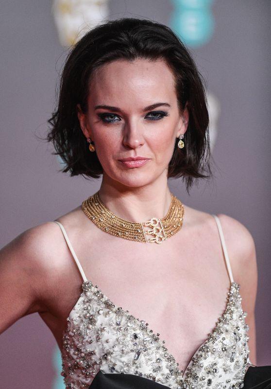 Charlotte Carroll – EE British Academy Film Awards 2020