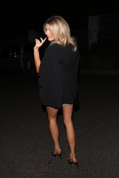 Charlotte McKinney - Leaving Paris Hilton