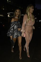 Chelsee Healey Night Out Style 02/16/2020