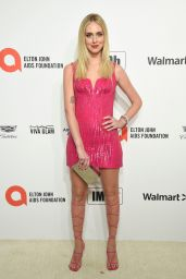 Chiara Ferragni – Elton John AIDS Foundation Oscar 2020 Viewing Party