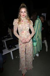 Chloe Lukasiak - Anna Sui Show at New York Fashion Week 02/10/2020