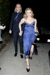 Chloe Moretz - Arriving at the WME Pre-Oscars Party in Hollywood 02/07/2020